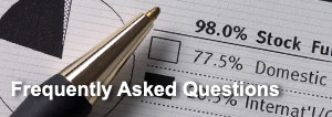 ERISA Frequently Asked Questions